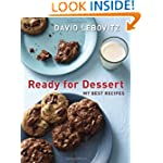 David Lebovitz: Ready for Dessert: My Best Recipes