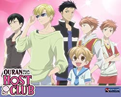 Ouran High School Host Club Season 1