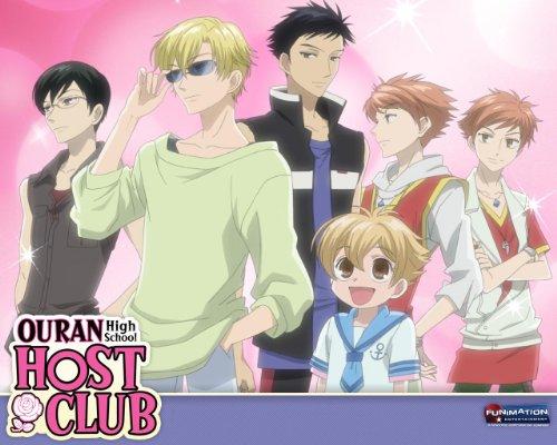 Ouran High School Host Club Season 1