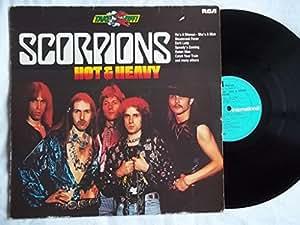 Scorpions - Takeoff - Hot & Heavy