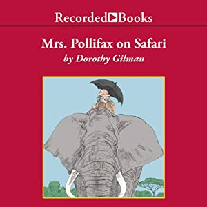 Mrs. Pollifax on Safari Audiobook