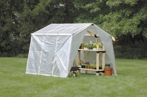 2x4basics  Easy-Up Greenhouse Cover, Clear