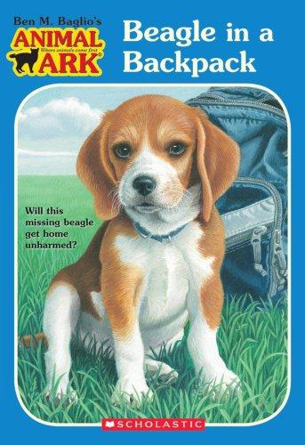 Beagle in a Backpack (Animal Ark Holiday Treasury, No. 45)