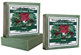 Christmas Pine Natural Olive Oil Soap 6 Oz Pack Of 2
