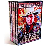 Maynard Western Classics: Honor of The Range (1934) / Phantom Thunderbolt (1932) / Fargo Express (1933) / Lightning Strikes West (1940) / Two Gun Man (1931) (5-DVD)