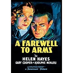A Farewell to Arms (1932)(Restored Edition)