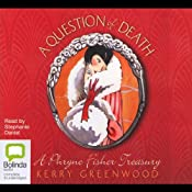 A Question of Death: A Phryne Fisher Mystery | [Kerry Greenwood]