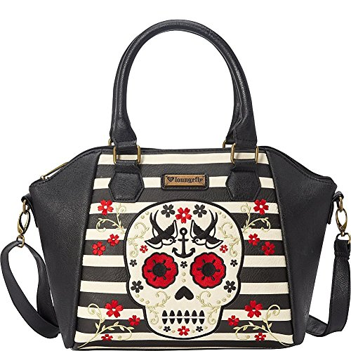 loungefly-tan-black-stripe-skull-w-sparrows-crossbody-multi