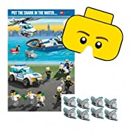 LEGO City Party Game Party Accessory