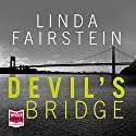Devil's Bridge Audiobook by Linda Fairstein Narrated by Barbara Rosenblat