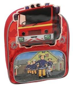 Fireman Sam Jupiter Hero Sac à dos Sam le pompier