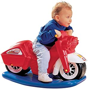 Little Tikes Rock n Scoot Motor Cycle