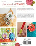 Kari Meccas Whimsy Flowers & Trims: Sewing Embellishments with Ribbon & Fabric