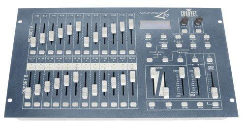 Chauvet Designer50 Stage 50, 24 Channel Dmx-512 Dimming Console