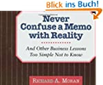 Never Confuse a Memo with Reality: An...