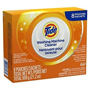 Washing Machine Cleaner 8ct - 21.2oz