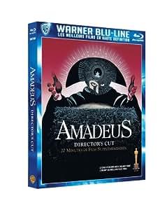 Amadeus (Director's Cut) [Blu-ray] [Director's Cut]