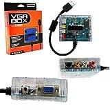 echange, troc VGA Box Dreamcast avec sortie S-vidéo