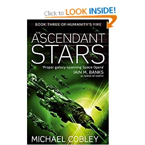 The Ascendant Stars - Michael Cobley