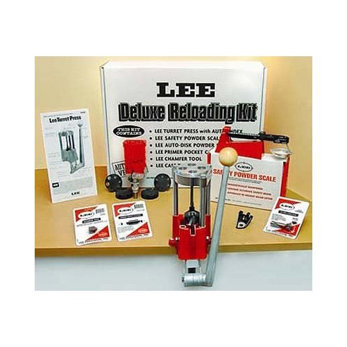 Lee Precision Value 4 Hole Turret Kit 90928 (Lee Turret Reloading Press compare prices)