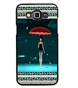 PrintDhaba Fantasy Girl D-5714 Back Case Cover for SAMSUNG GALAXY GRAND 3 (Multi-Coloured)