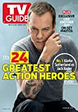 img - for TV Guide June 16-29, 2014 24 Kiefer Sutherland Cover book / textbook / text book