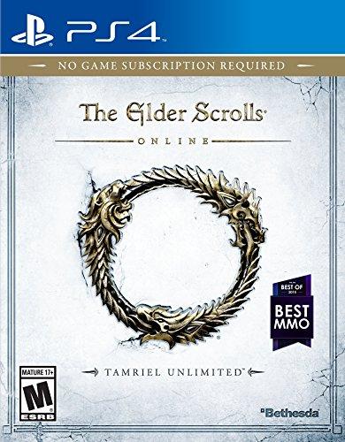 Elder Scrolls Online: Tamriel Unlimited - PlayStation 4 (The Elder Scrolls Online compare prices)