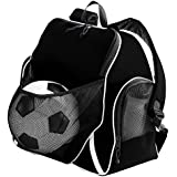 Augusta Sportswear 1831 Adult's Tri-Color Ball Backpack