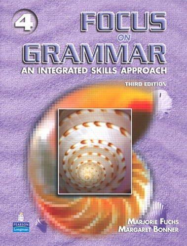 Focus on Grammar 4 Student Book and Online Workbook