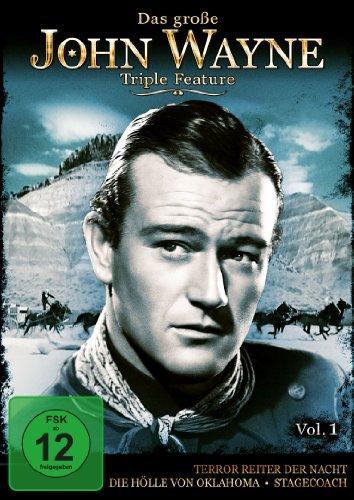 Das große John Wayne Triple Feature Vol. 1