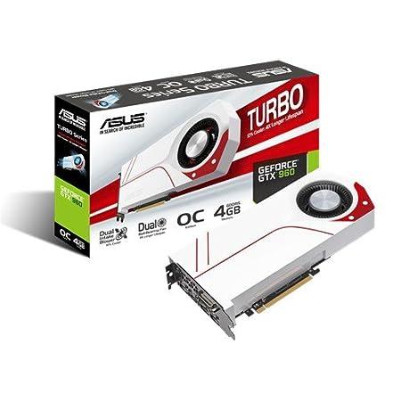 Asus Video Card Turbo-gtx960-oc-4gd5 Gtx 960 Oc 4gb Ddr5