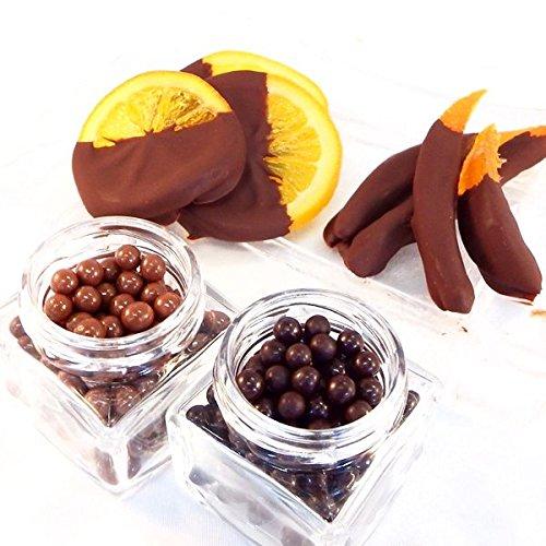 4種類のショコラセレクション