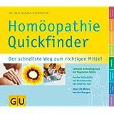 Quickfinder  Hom�opathie (GU Quickfinder)