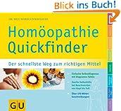 Quickfinder  Homöopathie (GU Quickfinder)