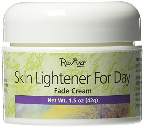 Reviva Labs Skin Lightener for Day Fade Cream, 1.5 Ounce