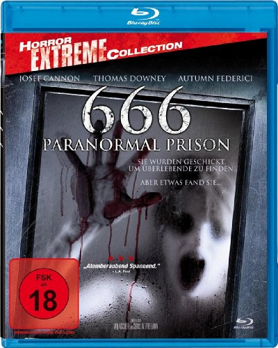 666 - Paranormal Prison - Horror Extreme Collection [Blu-ray]