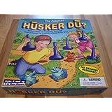 Husker Du Memory Match Game 2000 Edition by Husker Du