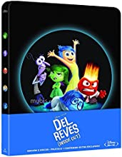 Del Revés (Inside Out) - Steelbook [Blu-ray]