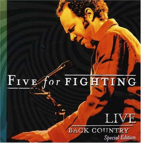 Five For Fighting - Live  Back Country (Dlx Ed) - Zortam Music