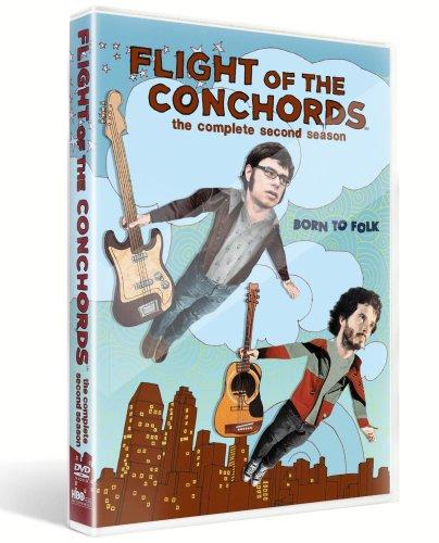 Flight of the Conchords: Complete Second Season [Reino Unido] [DVD]