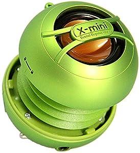 XMI X-Mini Uno Portable Mini Speaker for iPhone/iPad/iPod/MP3 Player/Laptop - Green