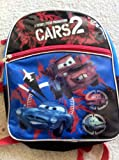 Disney Pixar Cars 2 Backpack