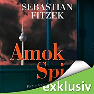 Amokspiel Audiobook