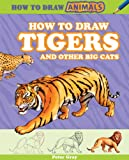 Peter Gray How to Draw Tigers and Other Big Cats (How to Draw Animals (Powerkids))