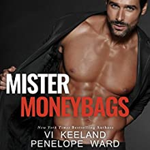 Mister Moneybags Audiobook by Vi Keeland, Penelope Ward Narrated by Sebastian York, Andi Arndt