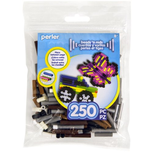 Perler Beads Rod Mix, Industrial