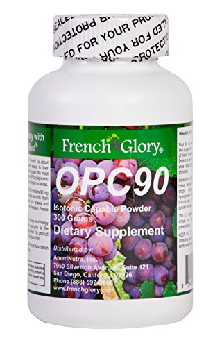 OPC90: Isotonic OPC Antioxidant 3 Month Supplement