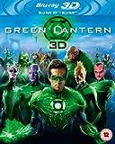 Green Lantern [Blu-ray 3D + Blu-ray] [Region Free]