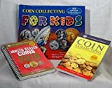 Kid's Coin Collecting Kit Includes Coin Album & Two Books Reviews