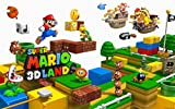 Super Mario 3D Land - How to Unlock Everything - Special World 1, Luigi, Final Level, Star Medal Levels, Star Icons, Albums, Flagpole Effects, Infinite Lives